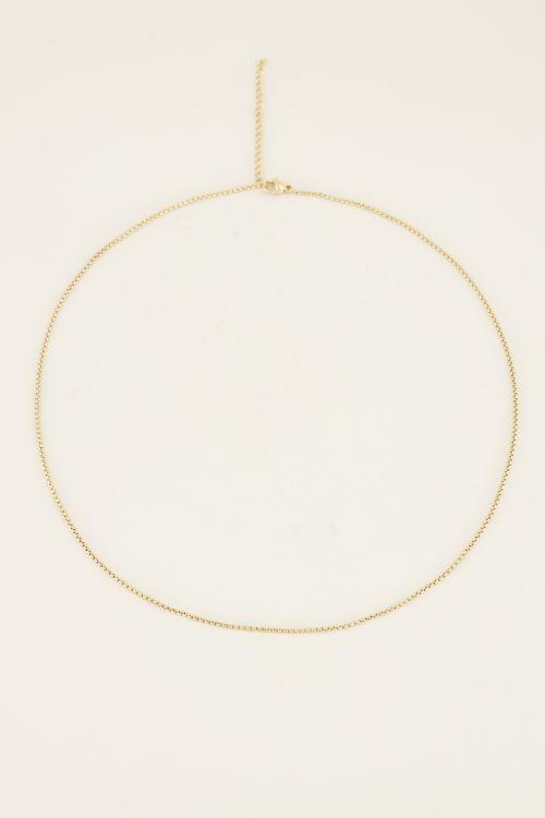 Basic ketting | Losse ketting | My Jewellery