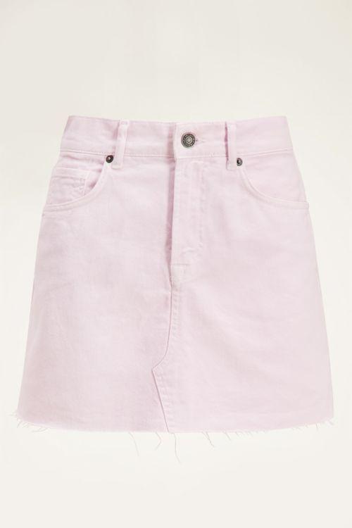 Lila spijkerrokje | Denim skirt | My Jewellery