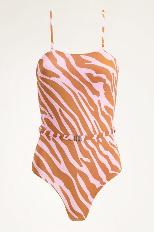 Badpak zebraprint | Swimwear My Jewellery