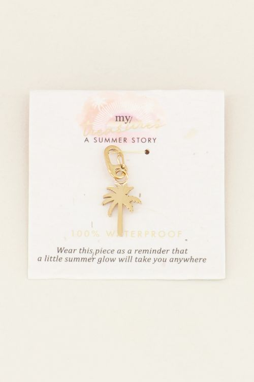 Moments bedel palmboom | My Jewellery