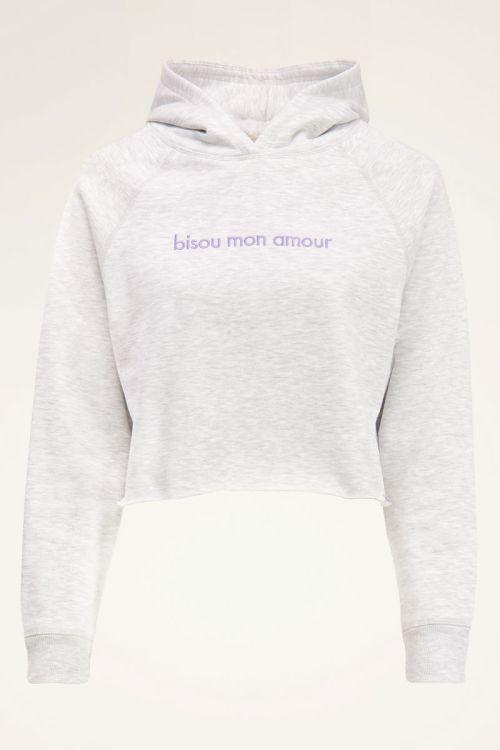 Grijze homewear hoodie | My Jewellery
