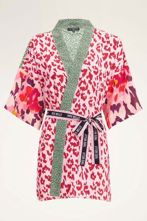 Roze kimono | My Jewellery