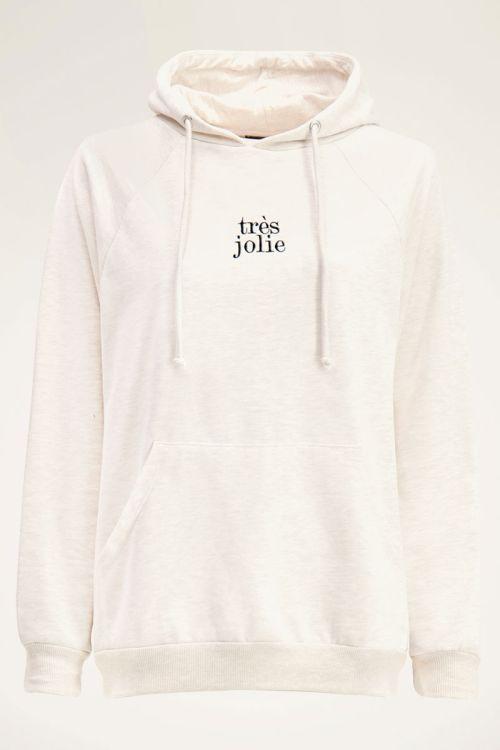Beige hoodie très jolie | My Jewellery
