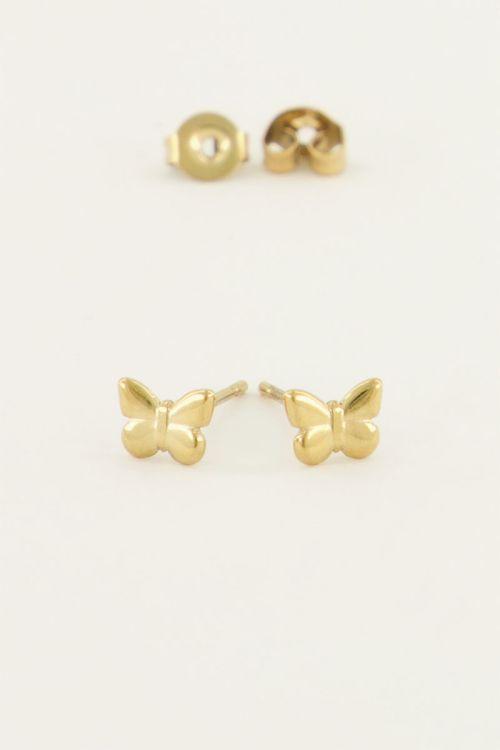 Studs vlinder | Studs | My Jewellery