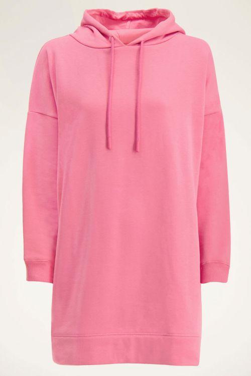 Roze sweaterdress | My Jewellery