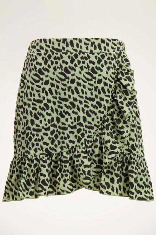 Groene rok met twee lagen en smock | My Jewellery