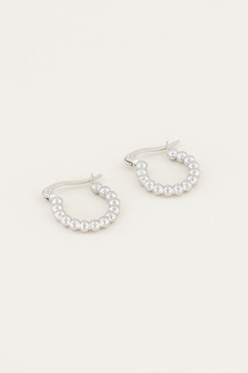 Bolletjes oorringen klein | Kleine oorringen bij My Jewellery