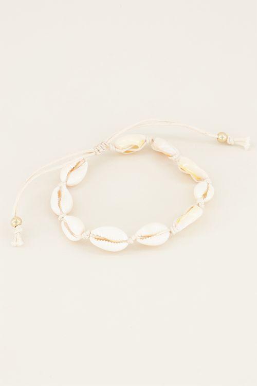 Armband schelpen | Dames armband | My Jewellery