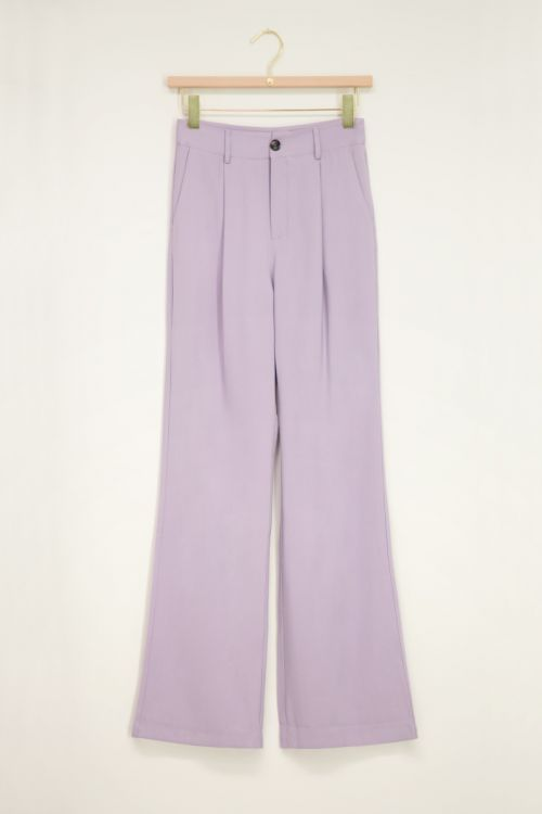 Lila pantalon