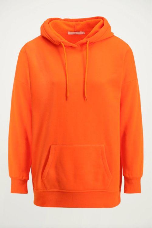 Oranje trui | Oranje hoodie | Oranje sweater | My Jewellery