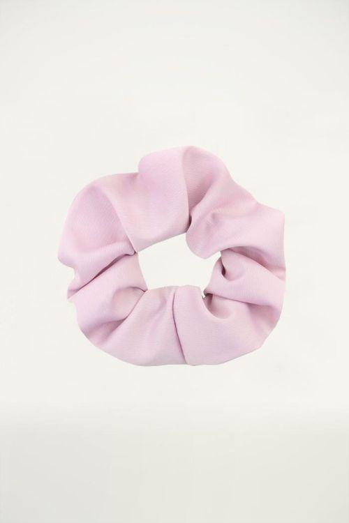 Roze scrunchie basic, Haarelastiekjes My Jewellery