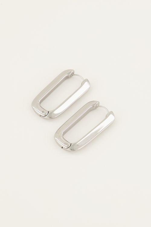 Shapes rechthoekige oorhangers   My Jewellery