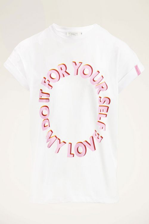 Wit shirt do it for yourself   My Jewellery