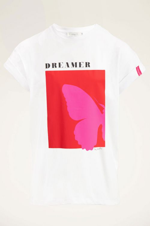 Wit shirt dreamer | My Jewellery