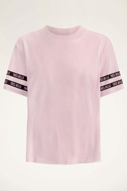 Pink sportswear T-shirt   My Jewellery