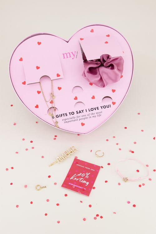 6 gifts to say I love you | Valentijnscadeau voor haar My Jewellery