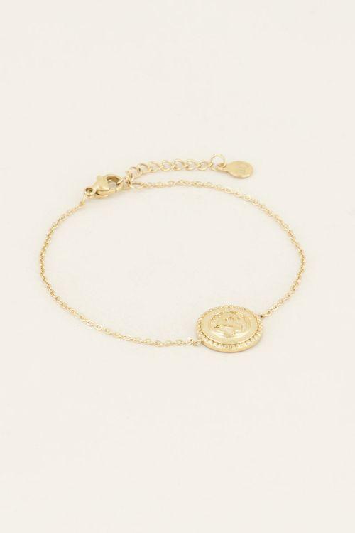 Bracelet with globe | My Jewellery