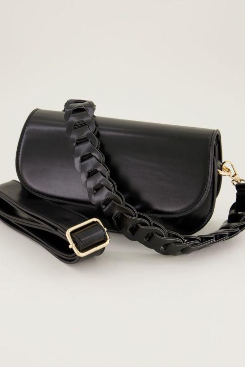 Zwarte schoudertas | My Jewellery