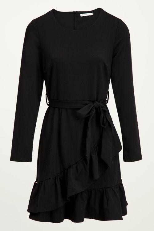 Overslag sweater jurk, overslagjurkjes My jewellery