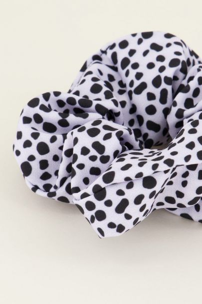 Cheetah print scrunchie | My Jewellery