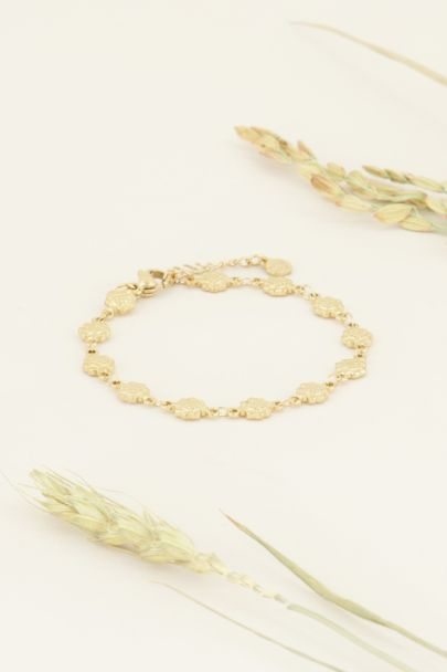Wildflower armband | Armbanden | My Jewellery
