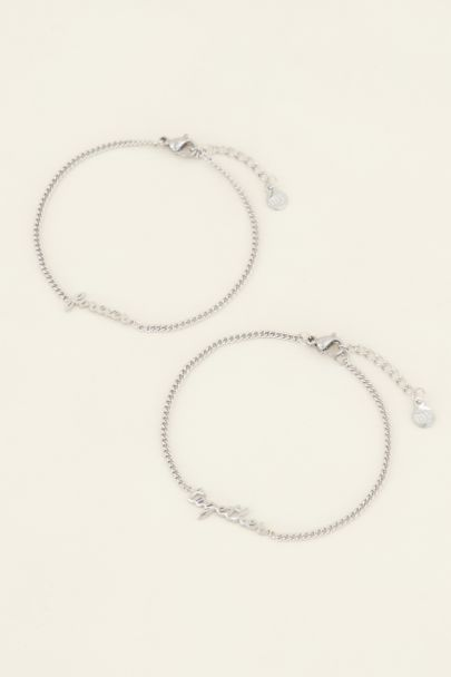 Armband set forever together | My Jewellery