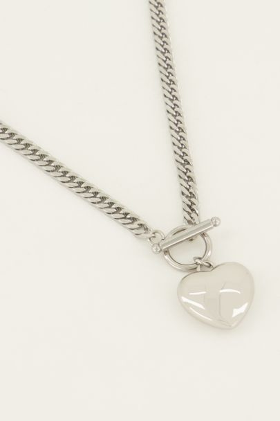 Schakelketting hart | My Jewellery