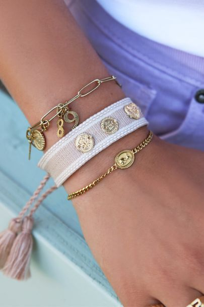 Armband Bedel Camee