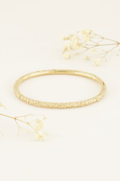 Bangle bloementjes | My Jewellery