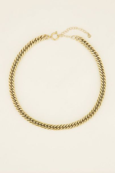 Chain ketting ronde sluiting | My Jewellery