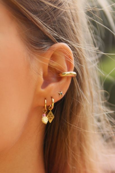 Ear cuff basic rond