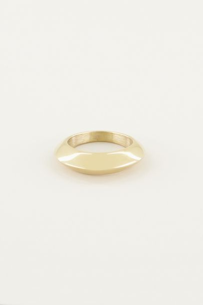Statement ring | Brede ring My Jewellery