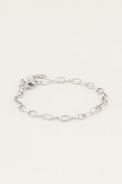 Moments bracelet small links | Armband schakels My Jewellery