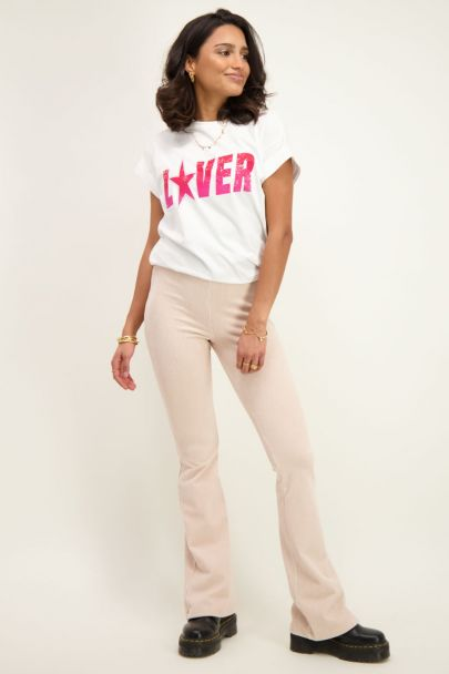 Wit shirt lover