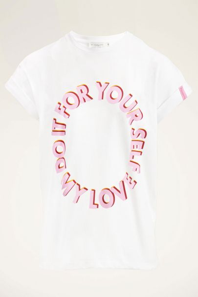 Wit shirt do it for yourself | My Jewellery