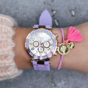 My Jewellery Watch - Rose/Purple