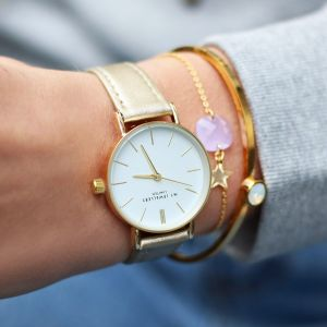 My Jewellery Limited Watch Small 2.0 - Gold