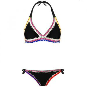 Bikini Ibiza Boho zwart