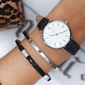 Droom Groter, Lach Harder Bangle