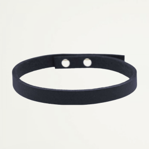 Mr. Jewellery Leather Bracelet - Blue