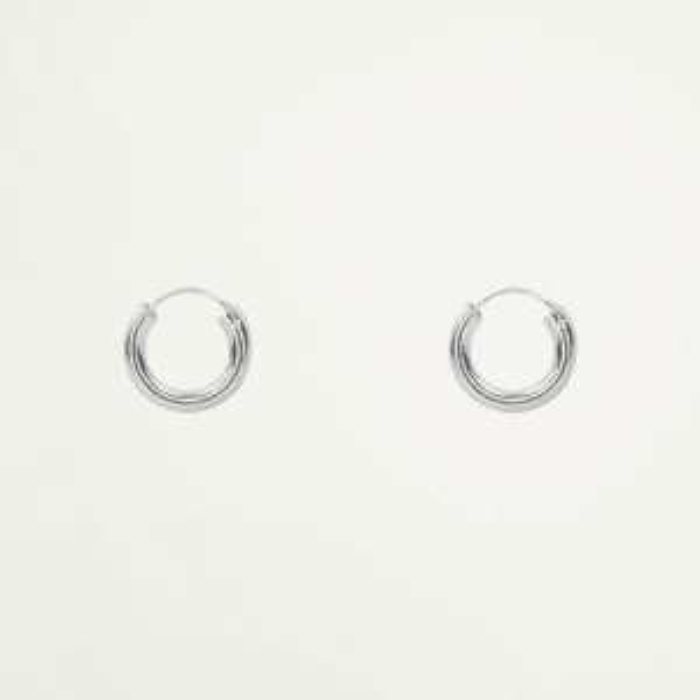 Basic mini oorringen, kleine oorringetjes