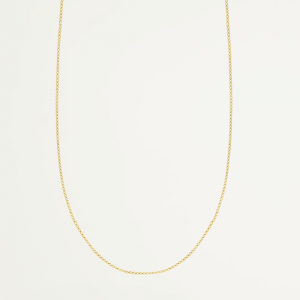 Basic Necklace Long - Gold/Silver-Goud kleurig