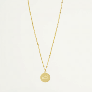Collect Moments Necklace-Goud kleurig