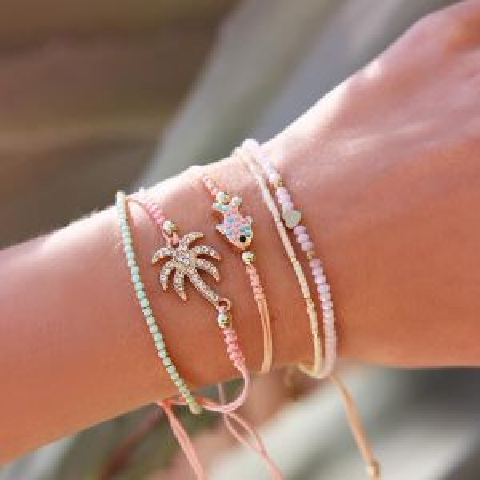 Armband met visje