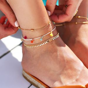 Double Dots Anklet