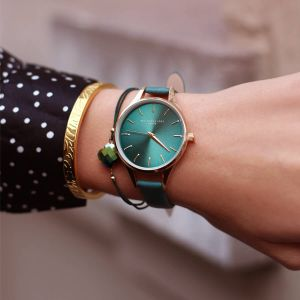 Classic Watch Green