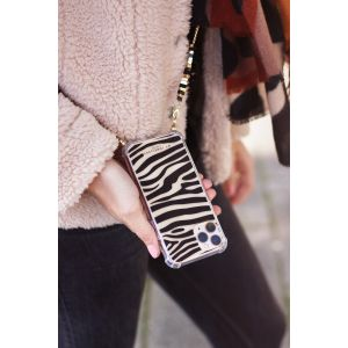 Telefoonhoesje zebraprint
