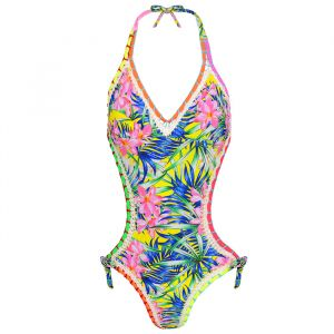Tropicana Swimsuit - Yellow