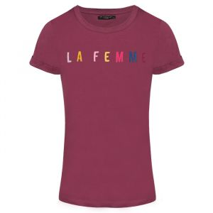 Dark Cherry City Shirt La Femme