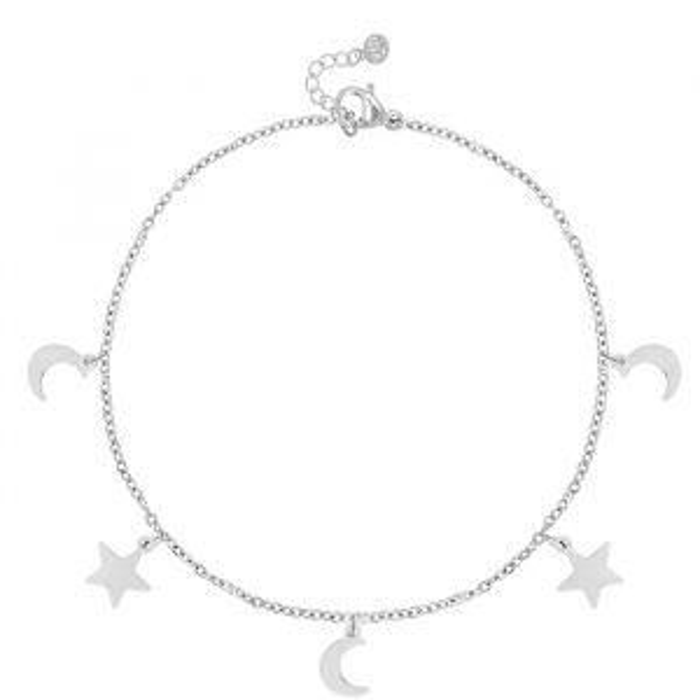 Galaxy Bracelet-Zilver